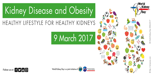 World Kidney Day Banner